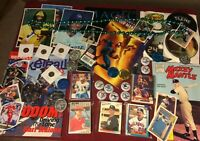 Junk Drawer Lot Collectibles, Cards, Mickey Mantle, Comics, Misc #11/16/1P