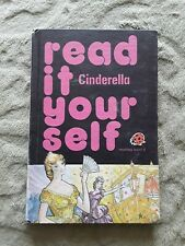 Ladybird Read it yourself Cinderella level 4 60p net Matt