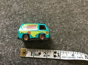 Hot Wheels The Mystery Machine - diecast matchbox size  - Scooby doo