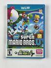 New Super Mario Bros. U + New Super Luigi U (Nintendo Wii U, 2015)