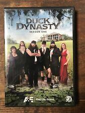 Duck Dynasty: Season 1 (DVD, 2012, 3-Disc Set) Hunting-Fishing-Trapping-AETV-One