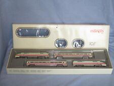AI825 MARKLIN DB ICE Inter City Experimental Train Set.  Ref 3371 OCCASION