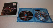 Predators Blu-ray Disc, 2010, 2-Disc Set, Includes Digital Copy & Bonus Requiem