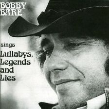 Bobby Bare - Lullabys Legends & Lies [New CD]