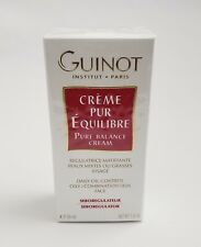 Guinot Creme Pur Equilibre Pure Balance Cream 1.8 oz/50 ml France New