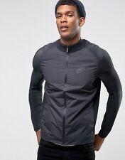 Nike Dynamic Reveal Varsity Jacket In Black 828476-010 Size 2XL