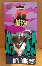 The Adventure of Batman and Robin Key Ring of Joker
