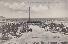 CHILE PLAZA DE LA MISION SALESIANA DE DAWSON 1898 ED. ADOLFO KWASNY 4032
