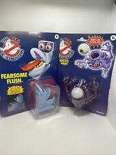 New listing The Real Ghostbusters: Fearsome Flush & Bug-Eye Ghost Hasbro Kenner Classics
