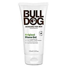 Shave Gel Original by Bulldog Natural Skincare for Men 5.9 oz 175 ml New!