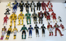 Lot of 30 Mighty Morphin Power Rangers Action Figures Bandai Saban