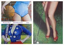 Contemporary Art - Sporting Ladies - Giclee Print