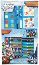 SET DE DESSIN MARVEL AVENGERS 52 PIECES