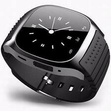 Wrist Waterproof Sport Smart Watch Phone Mate For Android HTC Samsung iPhone iOS