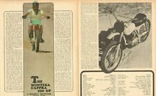 1969 Montesa Cappra 250 GP Motorcycle Road Test 5-Page Article