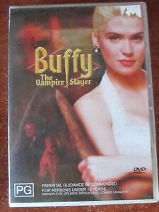DVD BUFFY THE VAMPIRE SLAYER    GREAT   *** MUST SEE *****