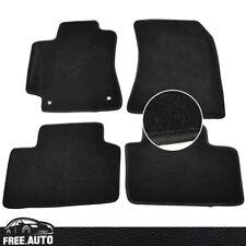 Fit for 01-05 Lexus IS300 4Dr Black Nylon Front & Rear Floor Mats Carpet