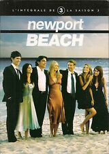 COFFRET 7 DVD ZONE 2--SERIE TV--NEWPORT BEACH--INTEGRALE SAISON 3--23 EPISODES