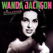 JACKSON,WANDA-The Queen Of Rockabilly Salute  (US IMPORT)  VINYL LP NEW