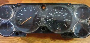 Ford Capri Dash Clocks