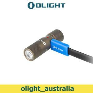 Olight I1R 2 EOS 150 Lumens Key Ring Mini Torch EDC USB Rechargeable Flashlight