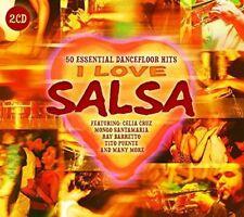 CD de musique salsa pour Pop sur album