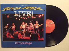BRUSH ARBOR...LIVE! Centerstage vinyl LP Light LS-5873 country gospel MINT