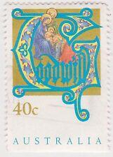 (DC38) 1993 AU 40c Xmas (P)