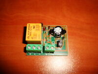 TIMER SWITCH TIME RELAY 5 TO 300 SEC KIT 10A 12V DC DELAY OFF
