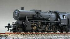 "BR 52 War Steam Locomotive in DRG Grey livery ""Kriegslokomotive"" HO scale 1:87"