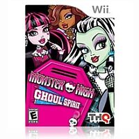 Monster High Ghoul Spirit (Nintendo Wii, 2011)       FAST SHIPPING !!