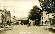 RPPC NY Worcester Main Street 1908 Otsego County