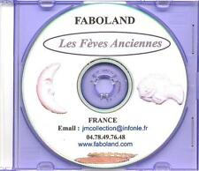 CDROM FEVES ANCIENNES ET GRANDS  PATISSIERS 2500 PHOTOS