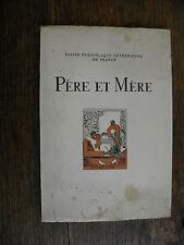 Père et mère église évangélique luthérienne de France Petit livre d'or du Foyer