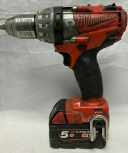 Milwaukee M18B5 Drill And Battery - 216481/MH