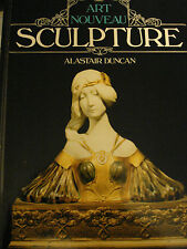 GREAT  RARE BOOK  ART NOUVEAU SCULPTURE