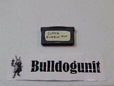 Super Bubble Game Boy Advance GBA Gameboy