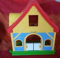 LITTLE PEOPLE FISHER PRICE FARM BARN SECTION WITH SOUNDS VINTAGE