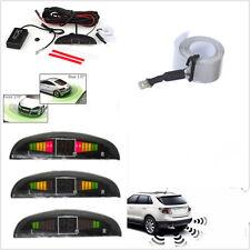 DC12V coche Radar Sensor Electromagnético de marcha atrás de Respaldo de Estacionamiento Con LED ZUMBADOR