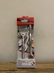 Weber BBQ Tool Set (8302) BNIB