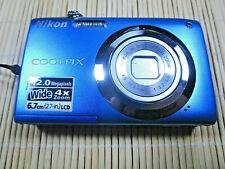 NEU - NIKON Coolpix S3000 - 12MP - 4+4 Zoom - großes Zubehörpaket - P47