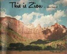 This is Zion - By Allen Hagood - Vintage Softcover Book