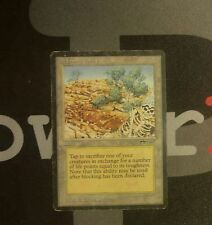 1 Diamond Valley - Arabian Nights MtG Magic Land Uncommon old school 93/94