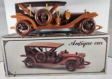 Sunbeam 12-16 HP 1914 wooden antique car model.