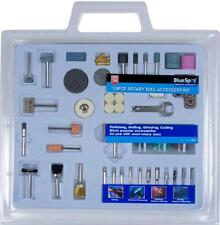 Rotary Tool Accessories Kit 138pc Bit Set Fits all  makes of Rotary Mini Drills