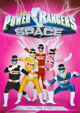 POWER RANGERS IN SPACE, VOL. 1 NEW DVD