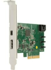 HP THUNDERBOLT-2 PCIe 1-PORT I/O PORT PCIe CARD F3F43AT