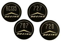Early Boeing Jets Ceramic Drink Coasters Vintage Jet Age Aviation  COA-0101