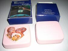 AVON E.T. & Gertie Decal SOAP Set 3 OZ EACH - New in Box Collectible ~ VINTAGE