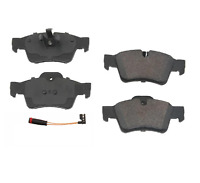 Rear Brake Pads Pad Set + Sensor Mercedes 164 GL ML R Class